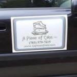 custom car magnet signs